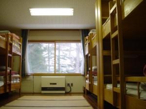 白糠区宿泊室