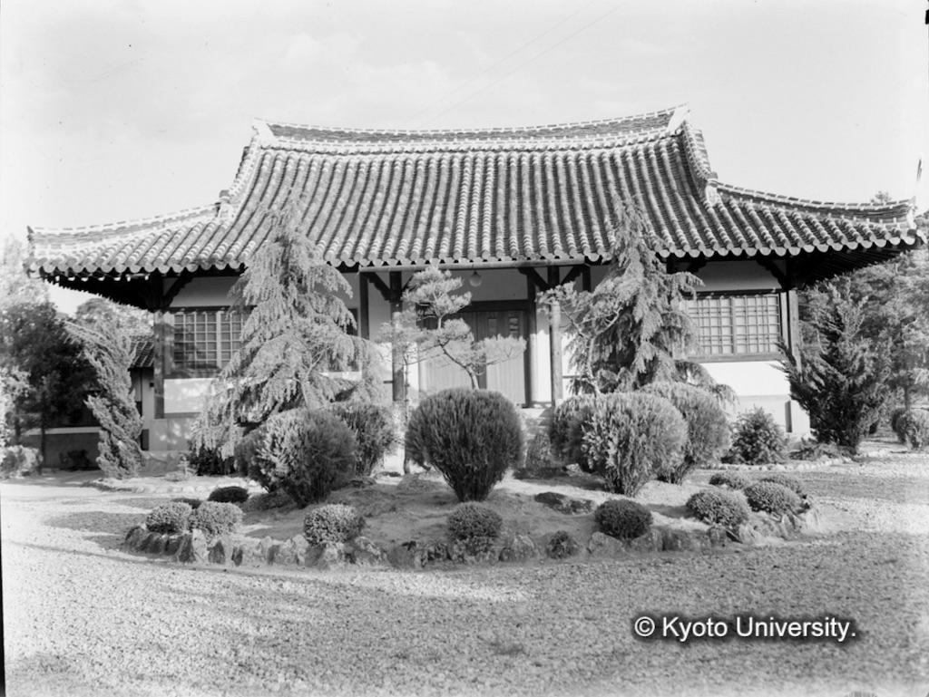 朝鮮研究林事務所(咸陽)