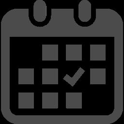 施設利用カレンダー