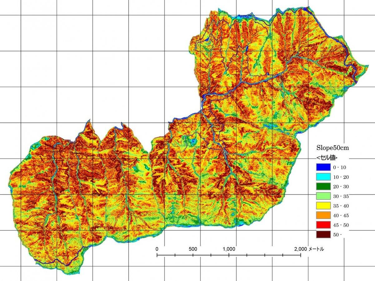和歌山研究林における精密森林情報整備と地域共同連携事業