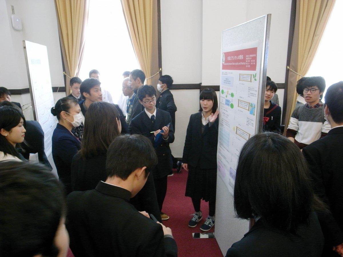 京都大学・日本財団森里海シンポジウムの開催