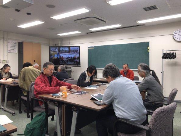 フィールド研における 遠隔テレビ会議システムの活用事例